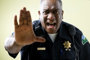 Taunting Police - Free Speech or Criminal Behavior - Carlos Gamino