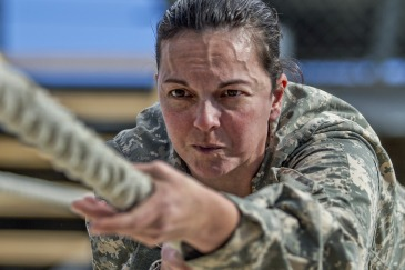 Women in Combat? The U.S. Army Says Yes