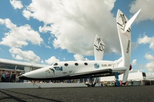 Virgin Galactic Reaches the Edge of Space - Carlos Gamino