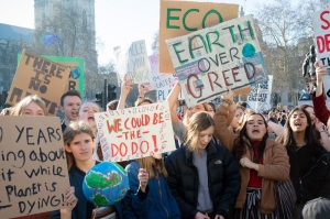 The U.S. Youth Climate Strike - Carlos Gamino